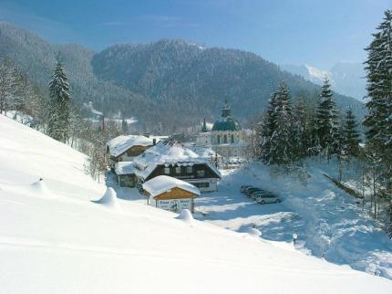 Německo - lyže