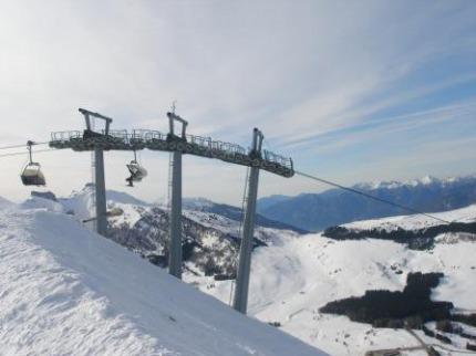Itálie - lyže - Val Di Fassa E Carezza