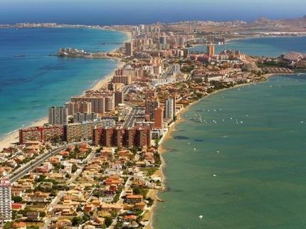 Španělsko - Costa Calida - Mar Menor - La Manga