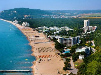 Bulharsko - Albena, Balčik - Severní Bulharsko