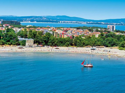 Bulharsko - Kiten
