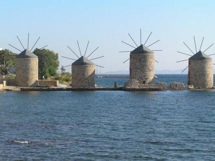 Řecko - Chios
