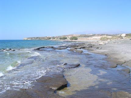 Kréta - severní pobřeží