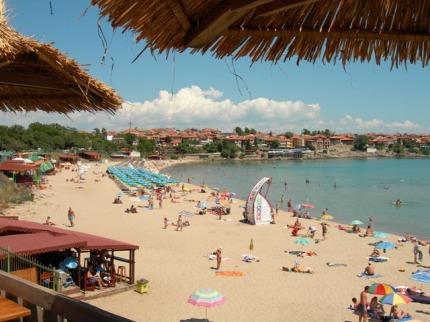 Bulharsko - Slunečné pobřeží, Nessebar