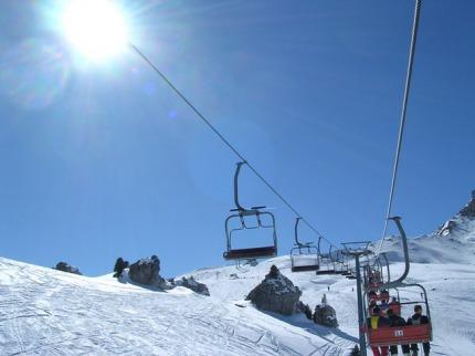 Itálie - lyže - Monterosa Ski