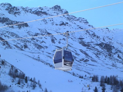 Itálie - lyže - Santa Caterina