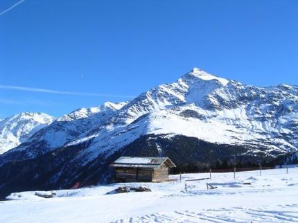 Itálie - lyže - Livigno