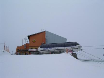 Itálie - lyže - Bormio / San Colombano