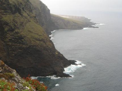 Španělsko - Kanárské ostrovy-La Gomera