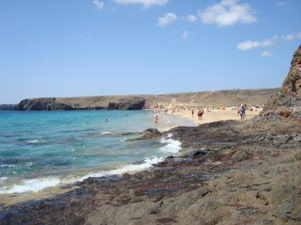 Španělsko - Kanárské ostrovy - Lanzarote