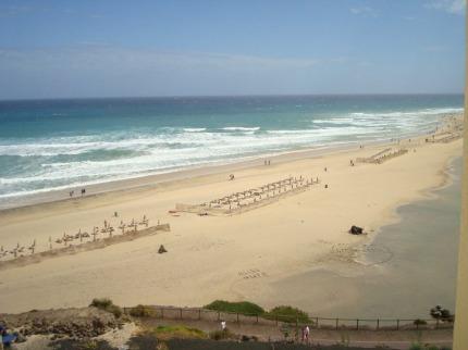 Španělsko - Kanárské ostrovy - Fuerteventura