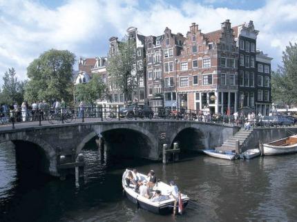 Velikonoèní Holandsko - busem
