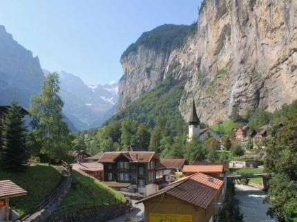 Hor¹tí velikáni - Jungfrau, Matterhorn