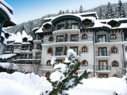 Francie - lyže - Chamonix