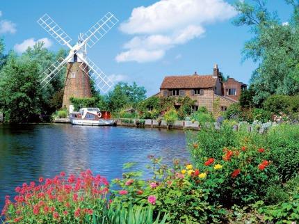 Krásy Holandska snáv¹tìvou kvìtinového korza