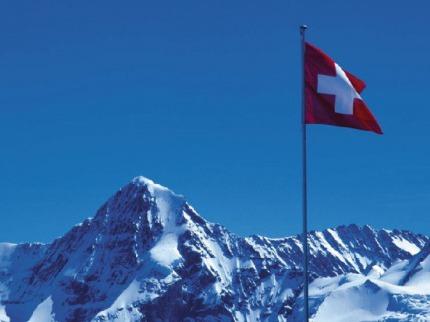 ©výcarské prùsmyky a Matterhorn