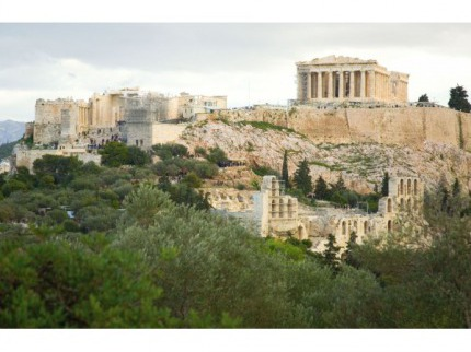 Řecko - země slunce a historie