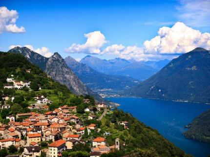©výcarská Riviéra s náv¹tìvou Itálie
