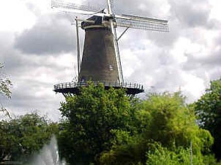 Holandská mozaika a trhy sýrù v Alkmaaru