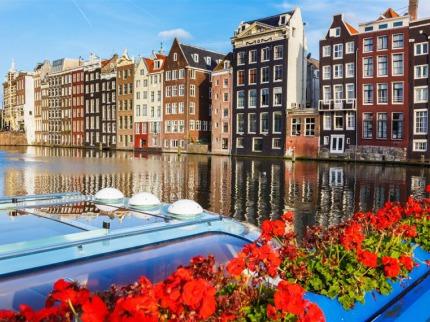 Holandsko - zemì tulipánù a kvìtinové korzo