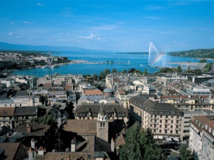 Bern - ®eneva - Chamonix