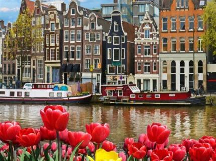 Amsterdam s výletem do Zaanse Schans