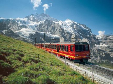 Švýcarské Železniční Dobrodružství 2