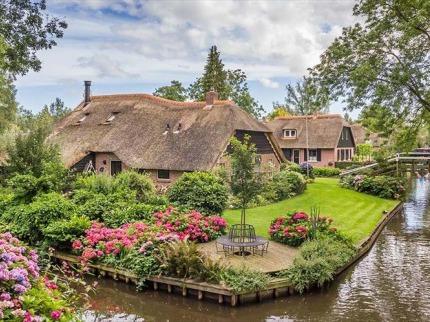 Severní Holandsko, Zámek Het Loo, Malebné Vesničky