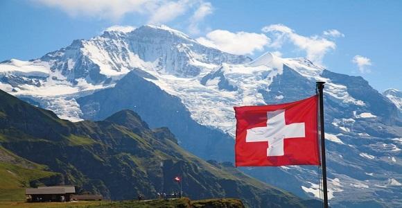 Švýcarsko, poznávejte s námi.